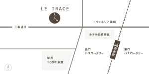 Le-Trace_map++